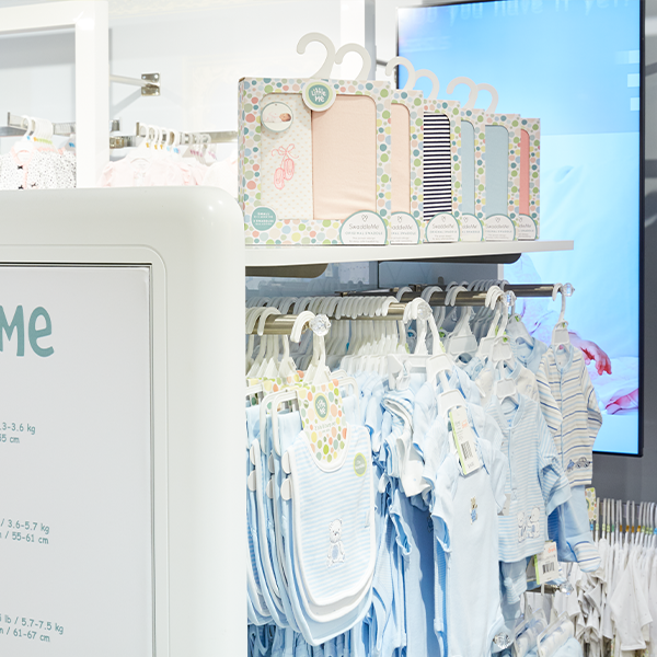 Little Me Store Installation - Custom Retail Furniture