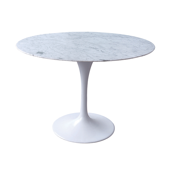 Podium Table Restaurant Installation - Custom Dining Furniture