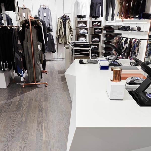 Kit & Ace Store Design - Custom Retail Furniture