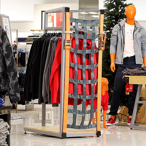 Macy's Store Design - Custom Retail Furniture