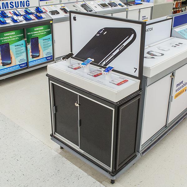 Walmart Store Design - Custom Retail Furniture