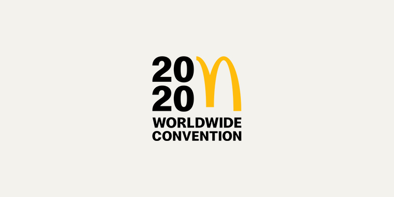 Mcdonald S 2020 Worldwide Convention Artitalia Group